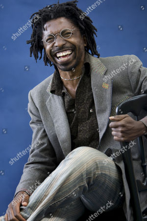 Stock Picture of Zimbabwean author Brian Chikwava