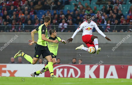 Editorial picture of Football: Europa League, Leipzig, Germany - 25 Oct 2018