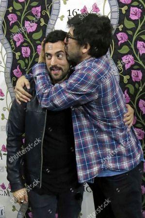 Editorial picture of Film Festival, Morelia, Mexico - 25 Oct 2018