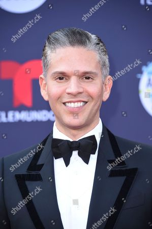 Stock Photo of Rodner Figueroa arrives at the Latin American Music Awards at the Dolby Theatre, in Los Angeles