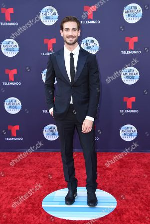 Editorial picture of 2018 Latin American Music Awards - Arrivals, Los Angeles, USA - 25 Oct 2018