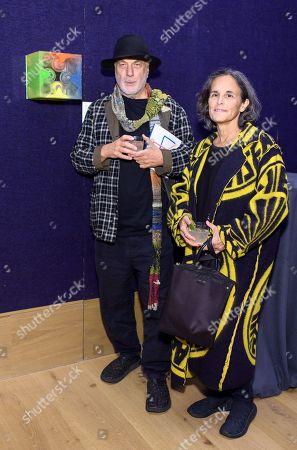 Ron Arad and Tami Arad