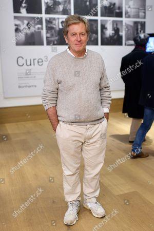 Editorial photo of Cure3 VIP preview, Bonham's, London, UK - 25 Oct 2018