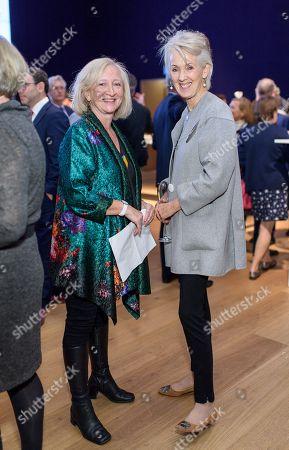 Lyndsey Isaacs and Joanna Trollope