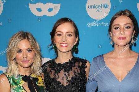 Brittany Ross, Ahna O?Reilly, Julianna Guill
