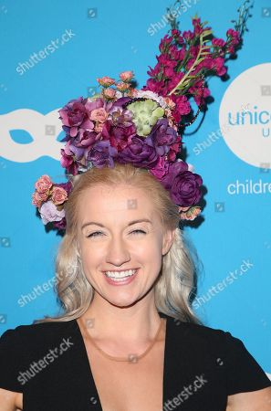 Editorial photo of UNICEF Masquerade Ball, Arrivals, Los Angeles, USA - 25 Oct 2018