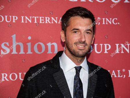 "Ottavio Missoni attends the Fashion Group International's annual ""Night of Stars"" gala at Cipriani Wall Street, in New York"