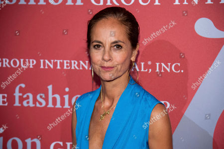 """Maria Cornejo attends the Fashion Group International's annual """"Night of Stars"""" gala at Cipriani Wall Street, in New York"""