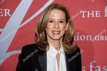 """Monica Rich Kosann attends the Fashion Group International's annual """"Night of Stars"""" gala at Cipriani Wall Street, in New York"""