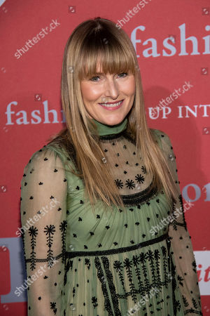 "Amy Astley attends the Fashion Group International's annual ""Night of Stars"" gala at Cipriani Wall Street, in New York"