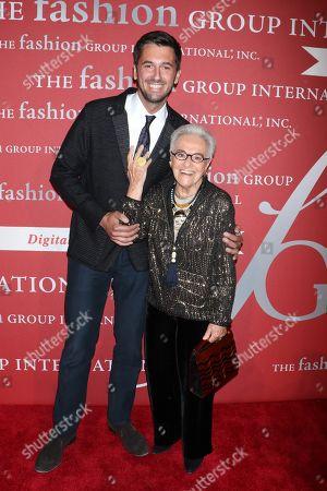 Editorial photo of Fashion Group International 'Night of Stars' Gala, Arrivals, New York, USA - 25 Oct 2018