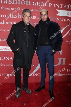 Robert Norton and Miles Chamley-Watson