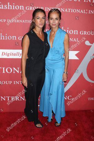 Stock Photo of Bibi Cornejo Borthwick and Maria Cornejo