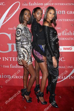 Riley Montana, Tami Williams, Cindy Bruna