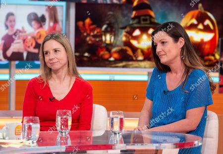 Editorial image of 'Good Morning Britain' TV show, London, UK - 26 Oct 2018