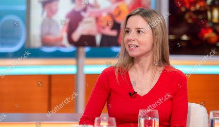 Editorial photo of 'Good Morning Britain' TV show, London, UK - 26 Oct 2018