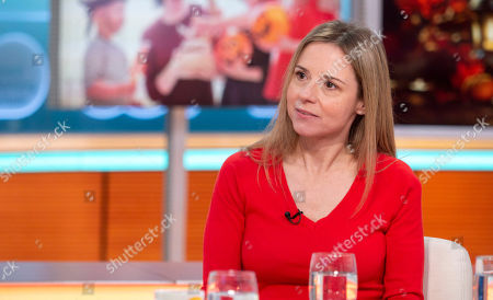 Editorial picture of 'Good Morning Britain' TV show, London, UK - 26 Oct 2018