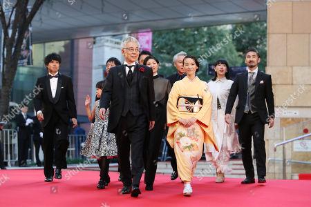 Issey Ogata, Tomoe Shinohara