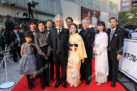 Editorial image of Opening ceremony, Tokyo Film Festival, Japan - 25 Oct 2018