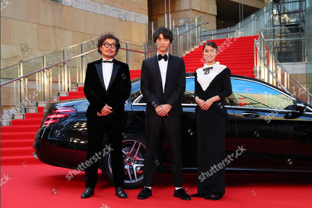 Editorial photo of Opening ceremony, Tokyo Film Festival, Japan - 25 Oct 2018