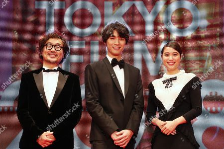Editorial picture of Opening ceremony, Tokyo Film Festival, Japan - 25 Oct 2018