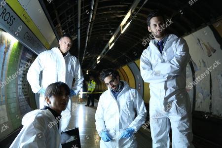 Anjli Mohindra as Chancellor, Jason Maza as Mullan, Gregg Chillin as Dr Pathologist Luke Paul and Tom Riley as Will Wagstaffe.