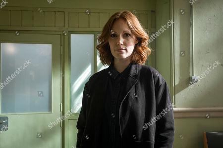 Clare Foster as Alexandra Panousis.