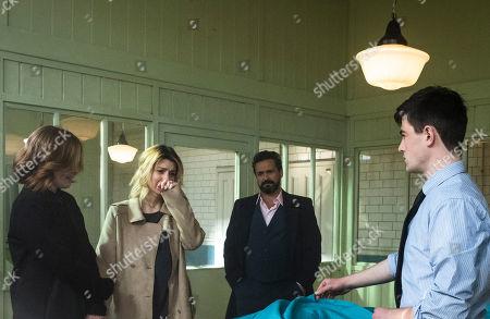 Editorial image of 'Dark Heart' TV Show, Series 2, Episode 3 UK  - 2018