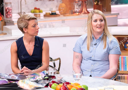 Editorial image of 'This Morning' TV show, London, UK - 26 Oct 2018