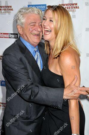 Seymour Cassel and Charlene Blaine