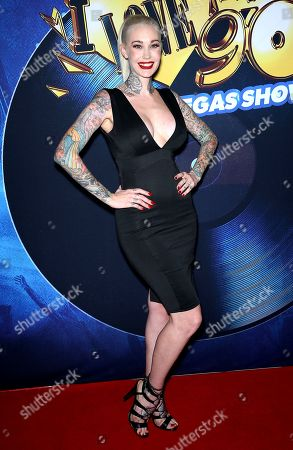 Stock Picture of Sabina Kelley.