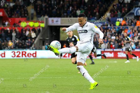 Martin Olsson of Swansea City