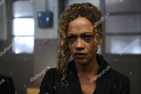 Indra Ove as Kerry Davies.