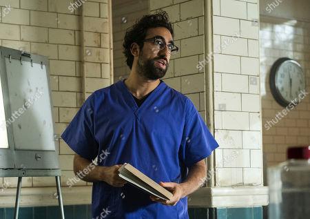 Gregg Chillin as Dr Pathologist Luke Paul.