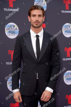 Editorial image of Latin American Music Awards, Arrivals, Los Angeles, USA - 25 Oct 2018