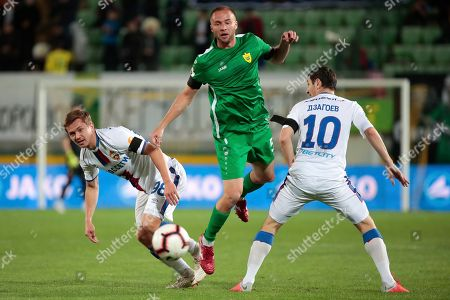 Editorial picture of Russia Anzhi , Makhachkala, Russian Federation - 19 Oct 2018