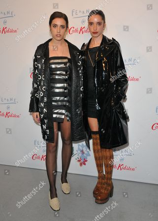 Jemima Magner and Kesia Magner