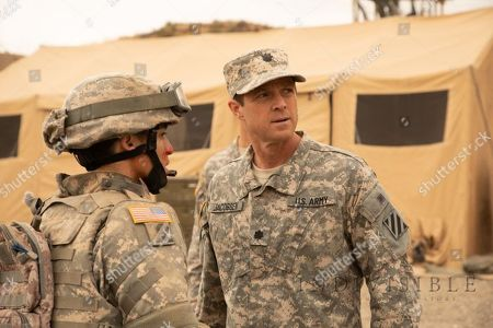 Eric Close as Ltc. Jacobsen