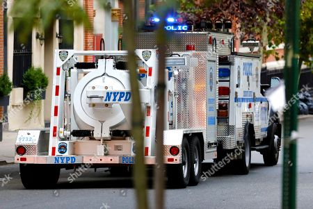 Editorial image of Explosive Device Found US Mail Facility, New York, USA - 26 Oct 2018