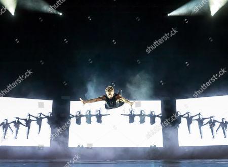 Stock Photo of World of Dance Live - Michael Dameski