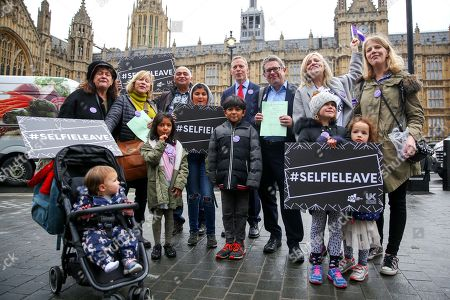 Atmosphere - SelfieLeave bill to give self-employed parents access to shared parental leave and pay