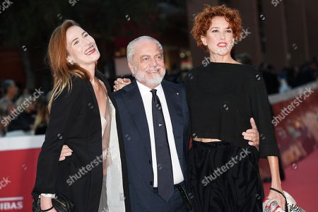 Editorial picture of 'The Great War' special screening, Rome Film Festival, Italy - 26 Oct 2018