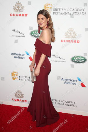 Editorial image of British Academy Britannia Awards, Los Angeles, USA - 26 Oct 2018