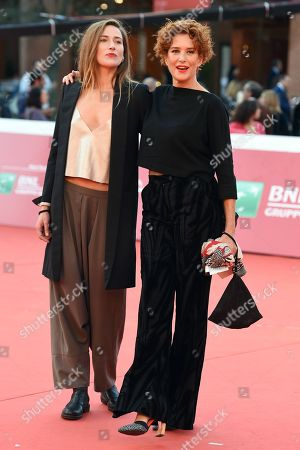 Lucrezia Lante Della Rovere with Ilaria Genatiempo