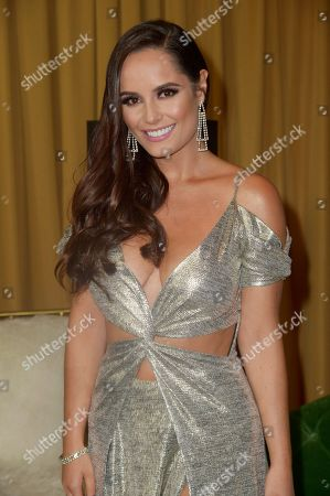 Editorial image of Latin American Music Awards , Backstage, Los Angeles, USA - 25 Oct 2018