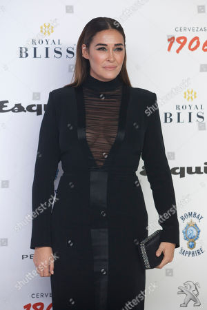 Editorial photo of Esquire 'Men of the Year' awards, Madrid, Spain - 25 Oct 2018