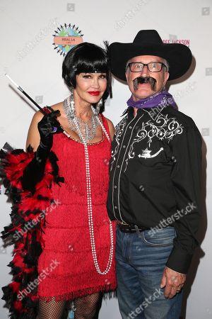 Janice Dickinson and Robert Gerner