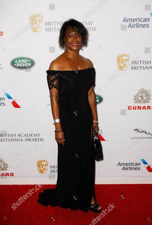 Editorial image of British Academy Britannia Awards, Los Angeles, USA - 26 Oct 2018