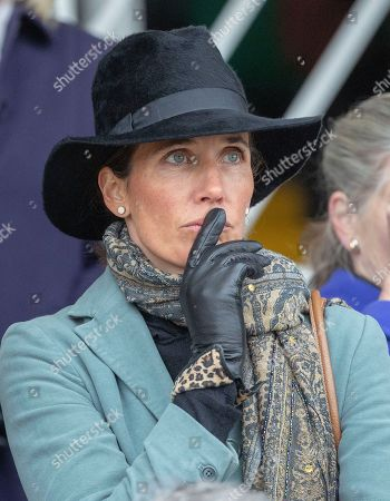 Anna Lisa Balding the wife of trainer Andrew Balding.