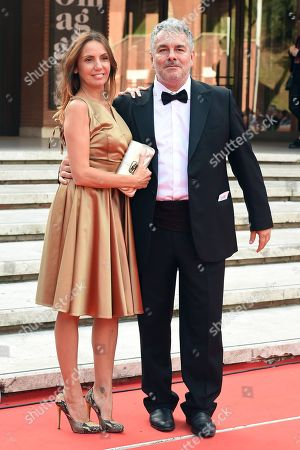 Paolo Rossi Pisu with Marta Miniucchi